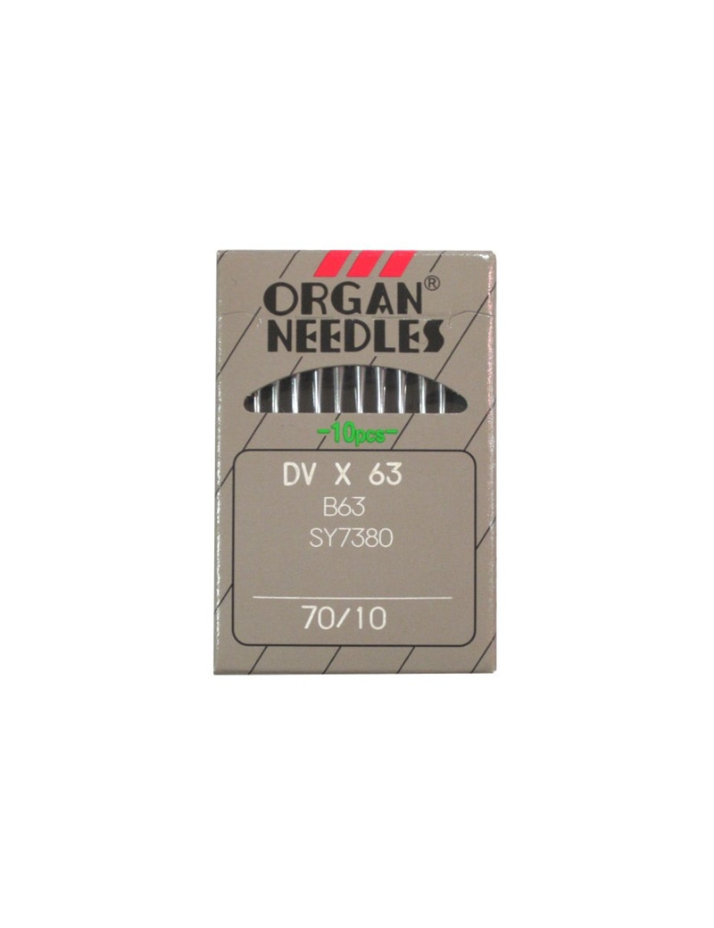 Aiguilles B63-SY7380