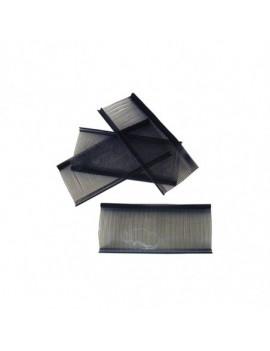Attaches plastique noires