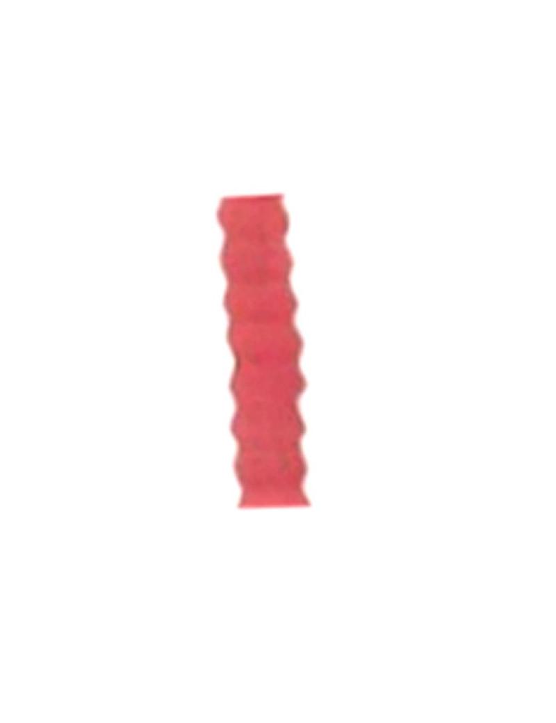 ETIQUETTES 26X12 ROUGE BTE DE 54000   P