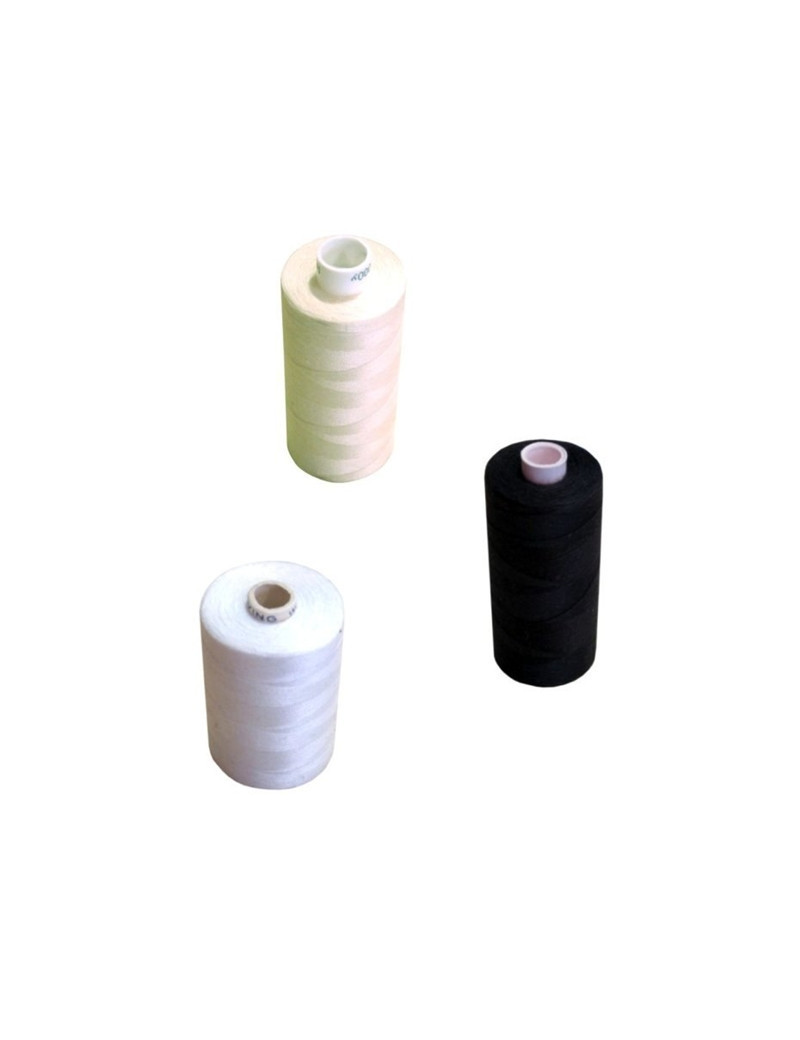 Fusette de fil 1000 yards en polyester