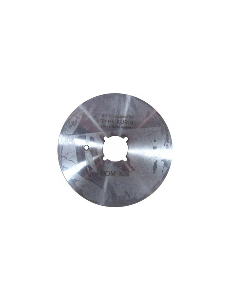 LAME KURIS BOM 30/80 A PANS