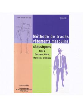 METHODE DE TRACES  MASCULIN CLASSIQUES  TOME 2
