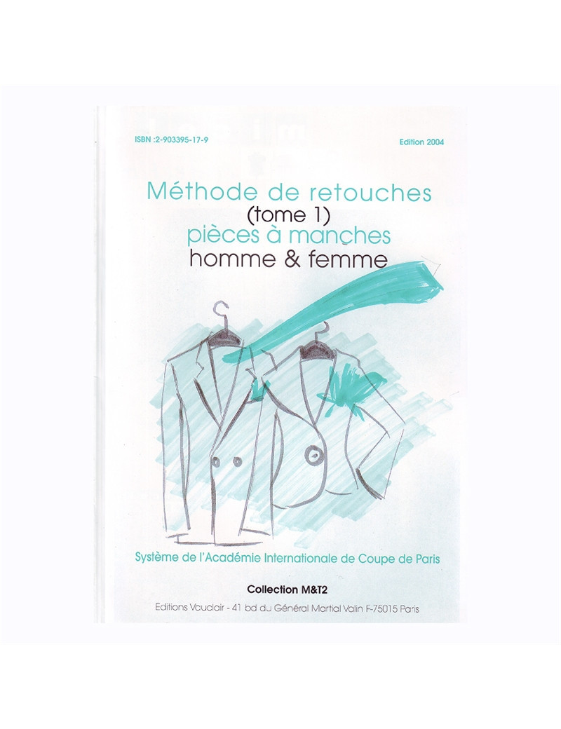 METHODE DE RETOUCHES TOME N°1