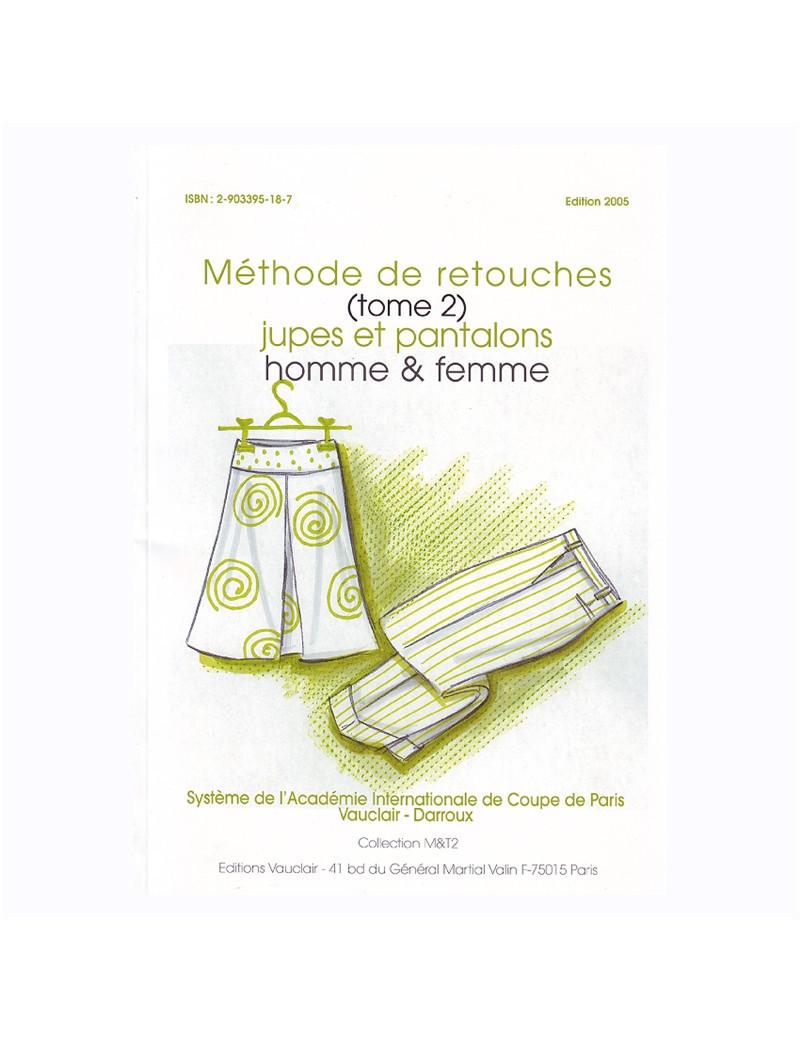 METHODE DE RETOUCHES TOME N°2