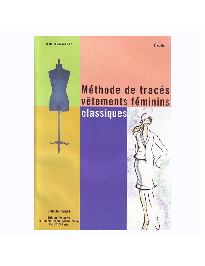 METHODE DE TRACES FEMININS CLASSIQUE