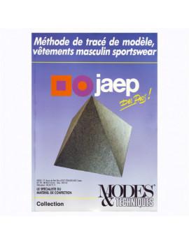 METHODE DE TRACES DE MODELE MASCULIN SPORTSWEAR