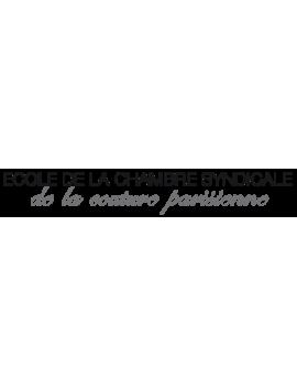 KIT E.C.S DE LA COUTURE PARISIENNE - DROITIER