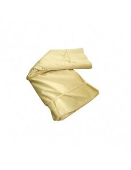 Toile à drap blanche 115 gr 110% coton 240cm dossée 50m