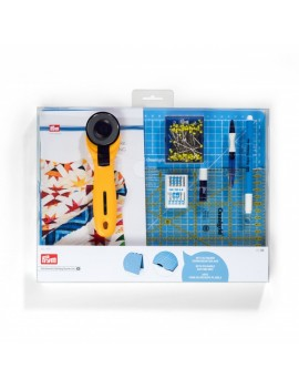 KIT PATCHWORK & QUILTING FR CM POUR DEBUTANTS PRYM