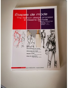 ESMOD T2 DESSINS DE MODE